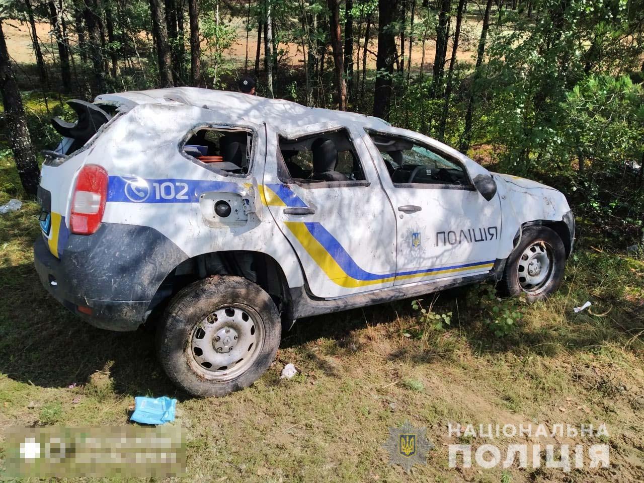 Авария произошла 26 июляна автодороге «Ракетная-Боровое-Вежица»
