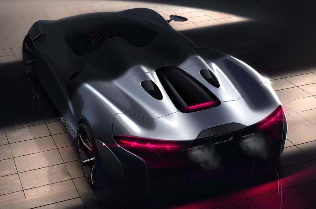 Пока еще безымянная модель станет первым автомобилем от McLaren, которая получит открытый верх
