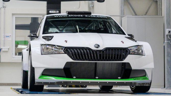 Уже 1 августа автомобиль дебютирует на мероприятии в Финляндии
