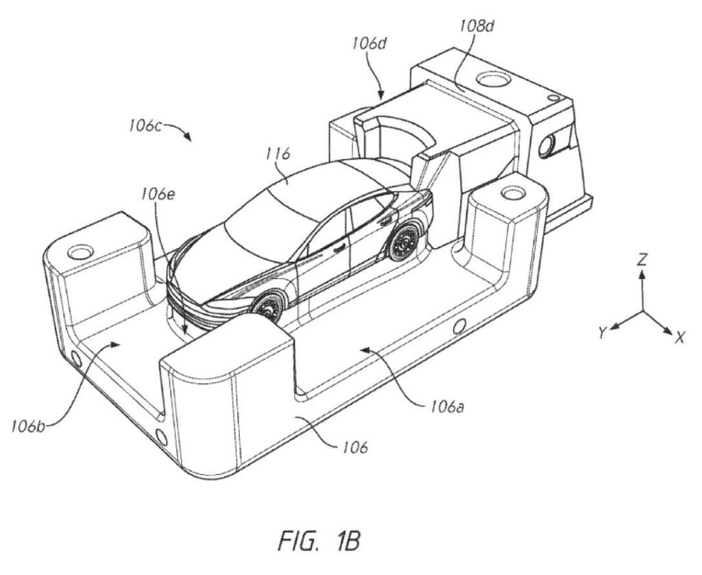 Tesla создаст огромную литейную машину для изготовления рамы Model Y