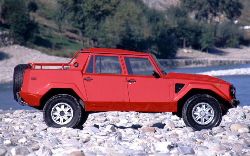Lamborghini LM002 (1986)