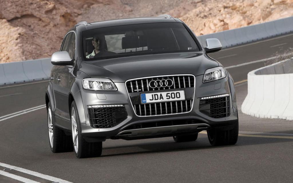 Audi Q7 TDi (2008)