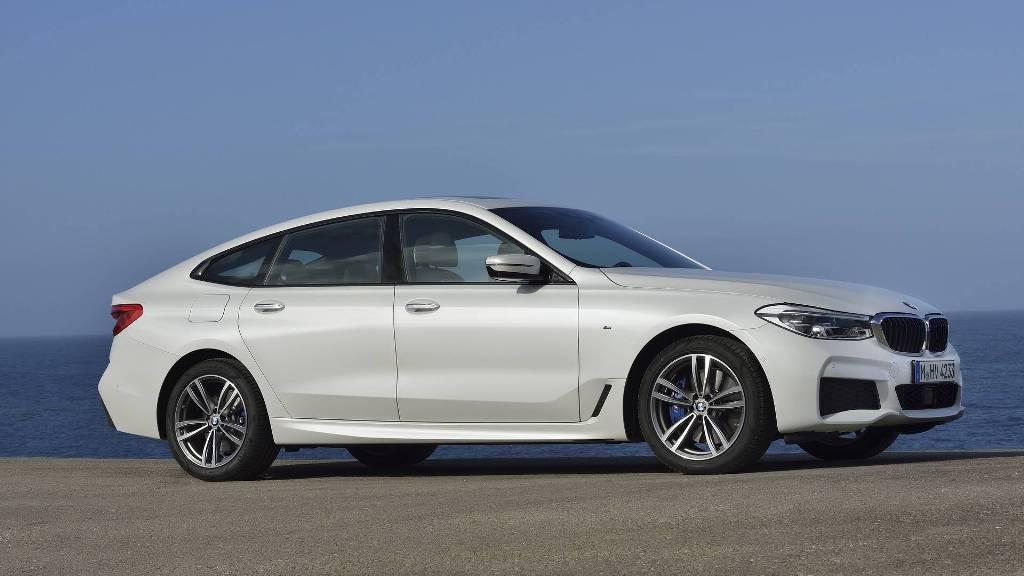 BMW 6 Series Gran Turismo, Gran Coupe