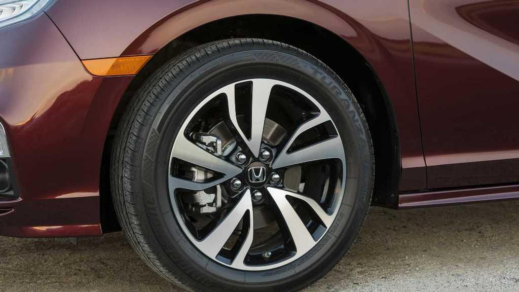 Модификации касаются экстерьера автомобиля