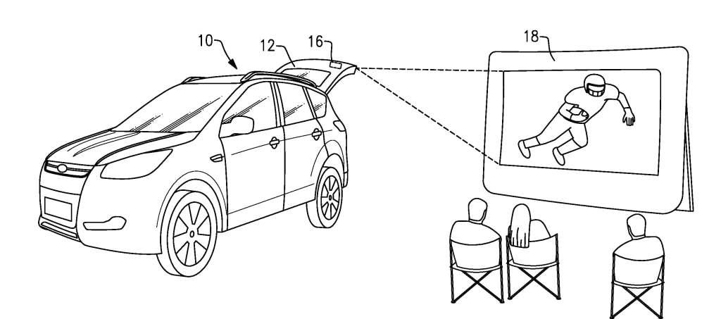 Ford запатентовал новую уникальную систему