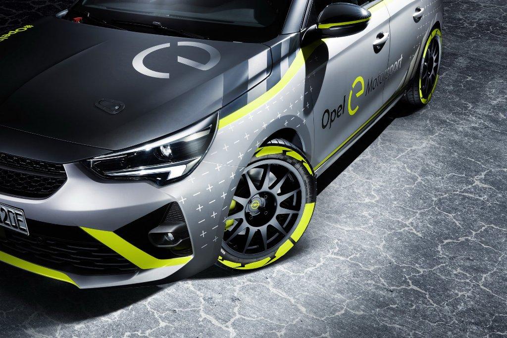 Производство Opel Corsa-e Rally будет запущено летом 2020 года