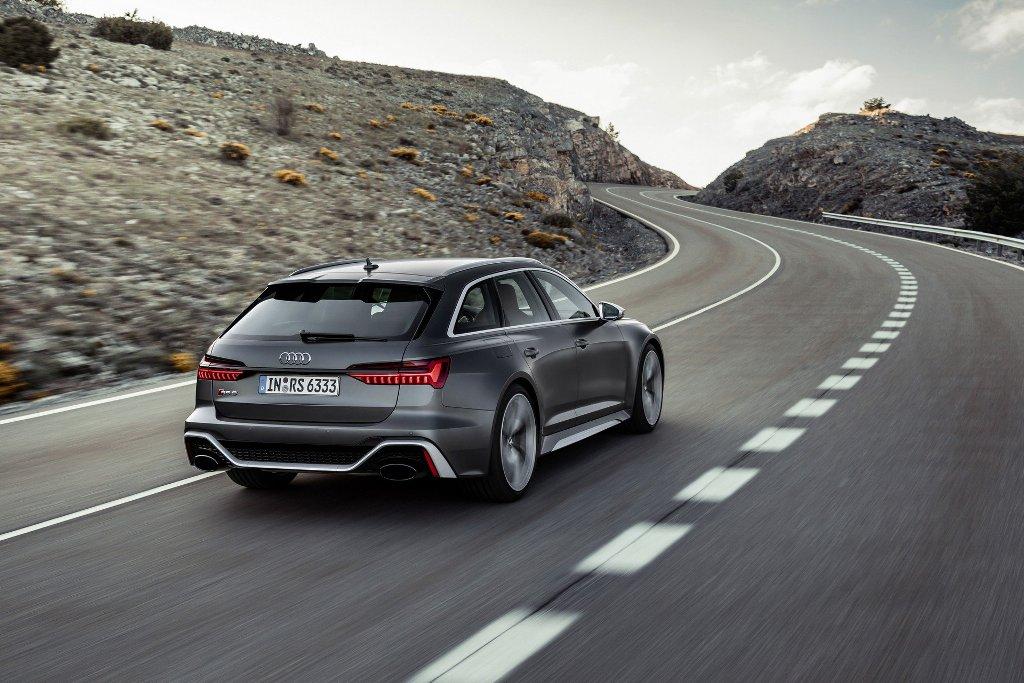 """Audi RS 6 Avant является """"дьяволом"""" в семействе универсалов"""