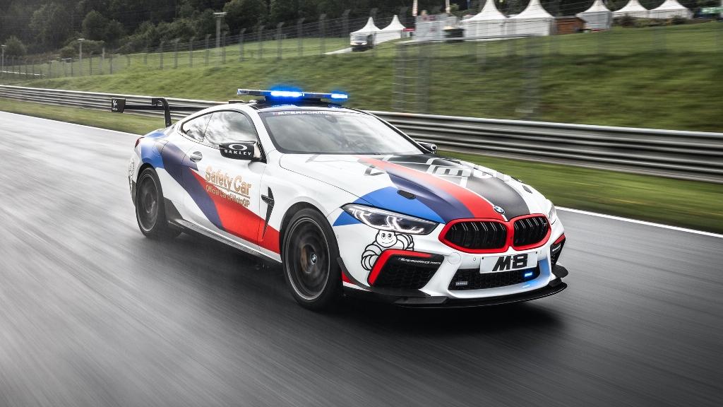 BMW М8 Moto GP
