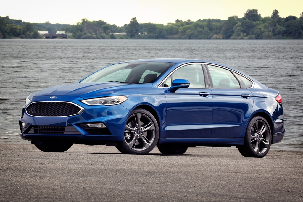 Ford Fusion Sport