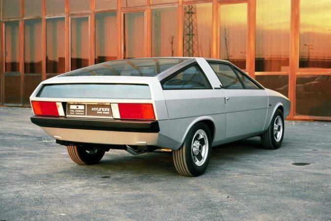 Прототип для новой модели Hyundai