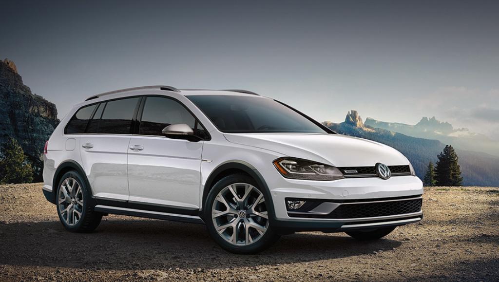 Volkswagen Golf Alltrack, SportWagen
