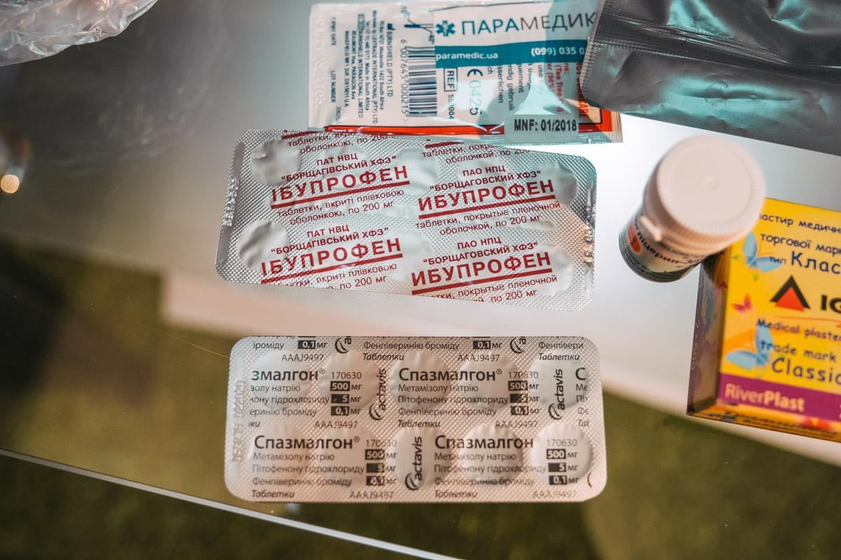 Перечень таблеток, которые стоит положить в свою автомобильную аптечку, вы выбираете по своим потребностям