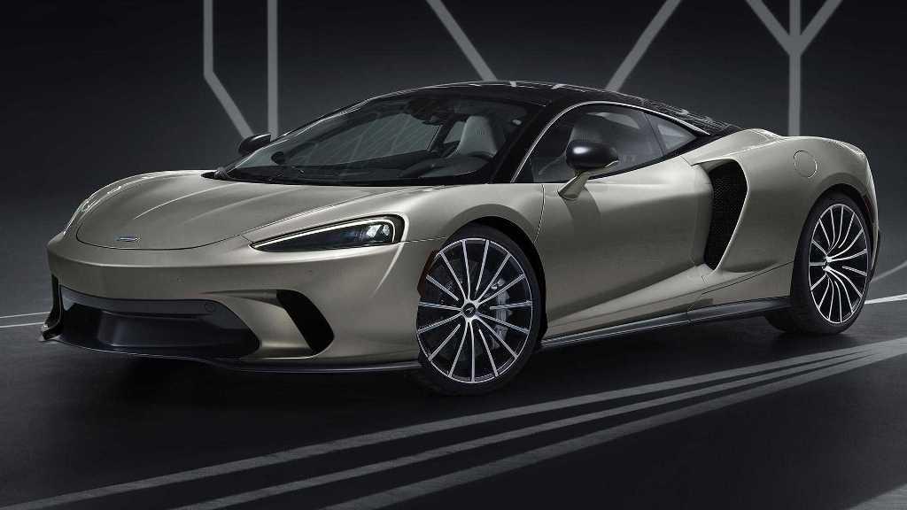 McLaren GT от MSO