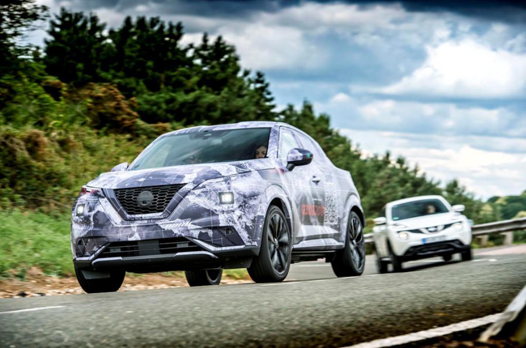 """Новинка прекрасно сочетает элементы классического """"Жука"""" и концепций GT-R 2020 Vision Gran Turismo и Gripz SUV"""