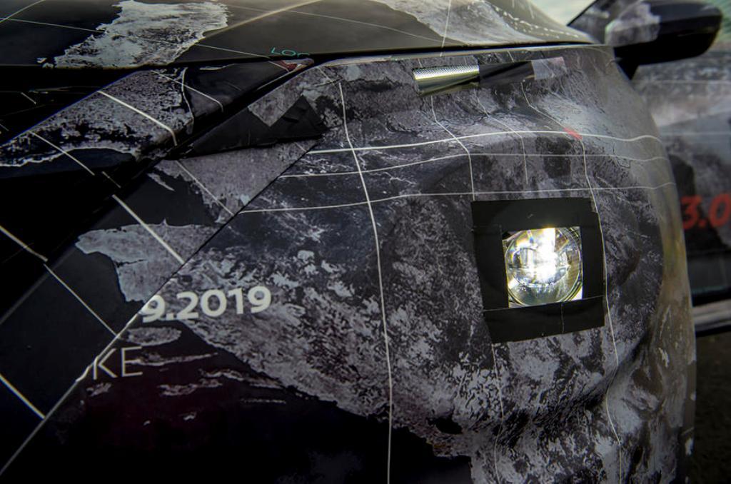 Новый Juke поступит в продажу в конце ноября 2019 года