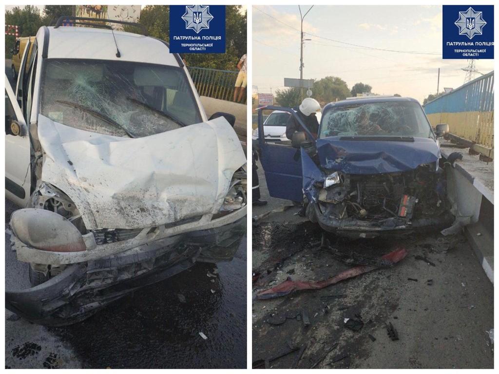 Пьяный водитель спровоцировал ДТП