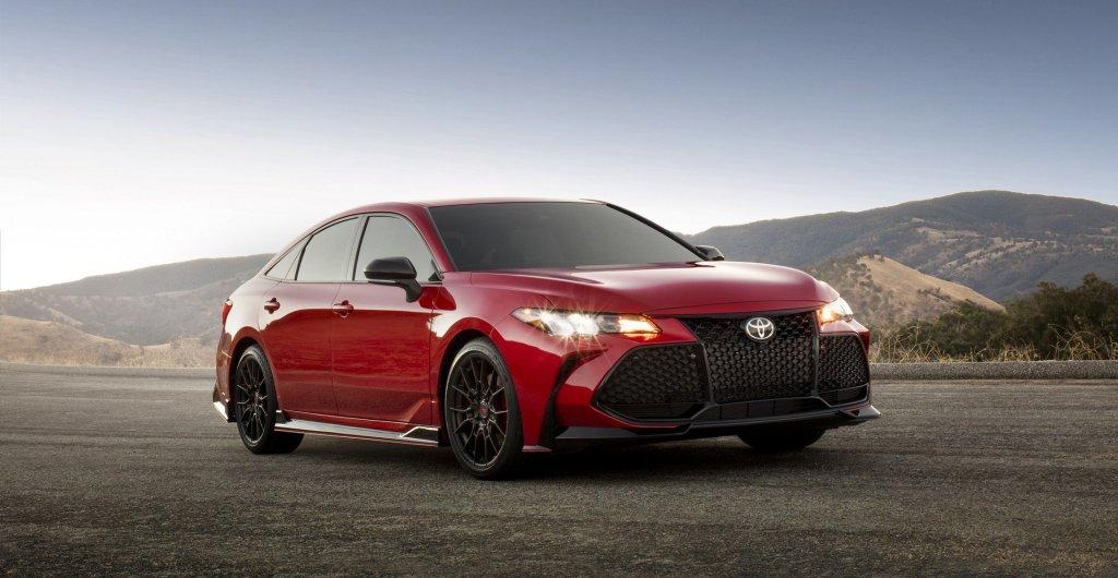 Toyota Avalon TRD