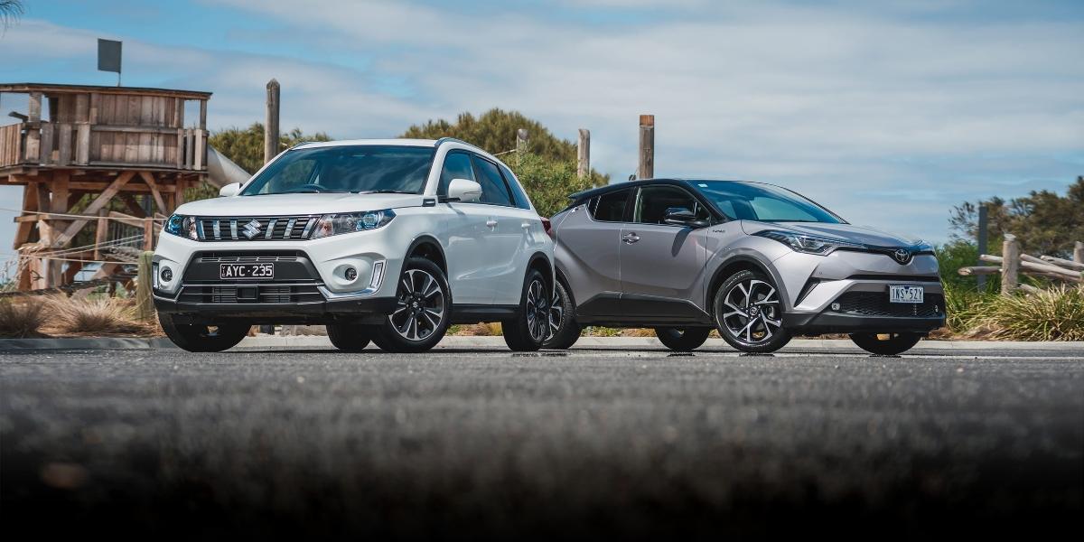 Toyota создает альянс с Suzuki