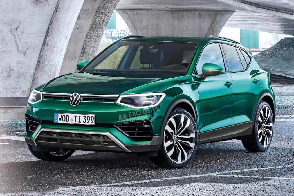 Volkswagen готовится к выпуску нового Tiguan
