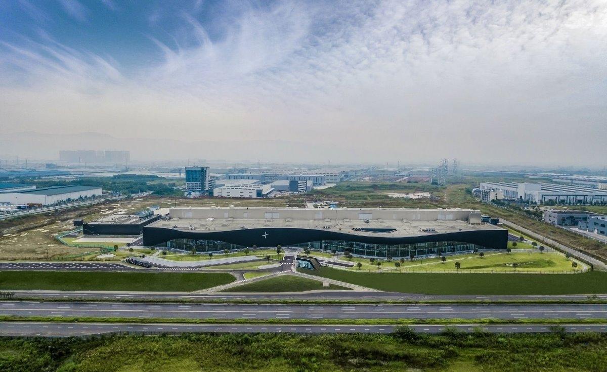 Volvo открывает производство Polestar 1 в Китае