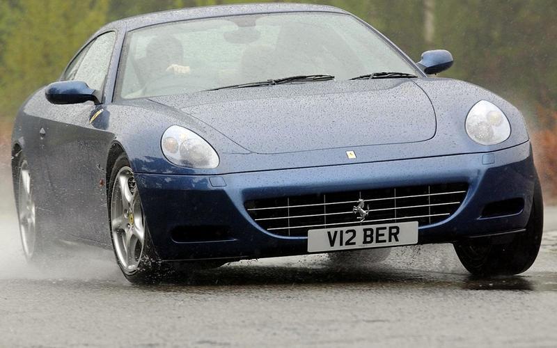 Ferrari 612 (2004)