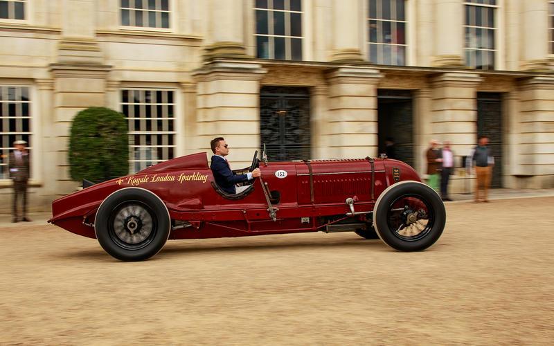 Bentley 4½ Litre 'Blower'