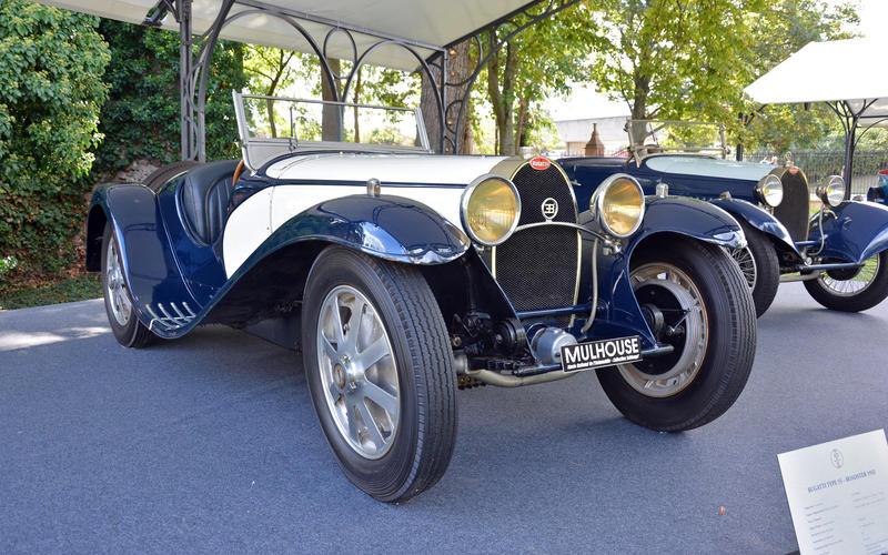 Bugatti Type 55 Roadster (1932)
