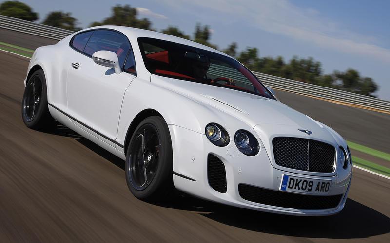 Bentley Continental GT Supersports (2009)