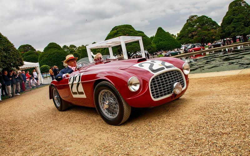 Ferrari 166MM Barchetta Touring