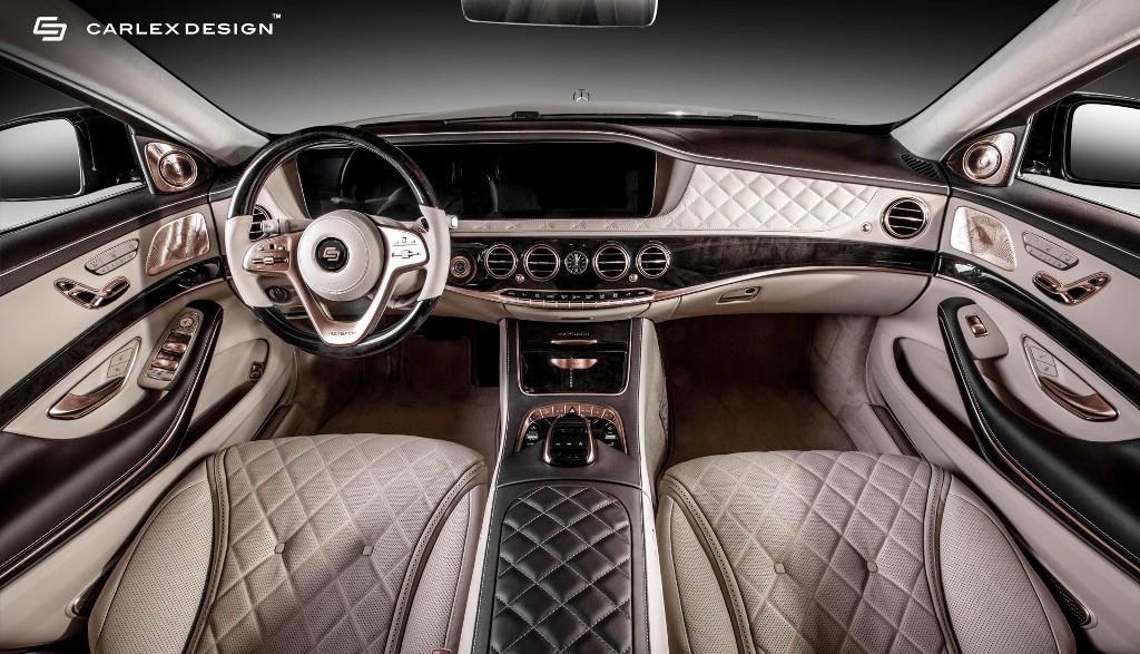 Mercedes-Maybach в версии Aurum Edition