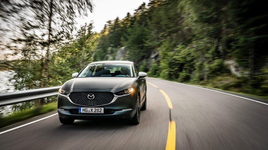 Mazda e-TRV