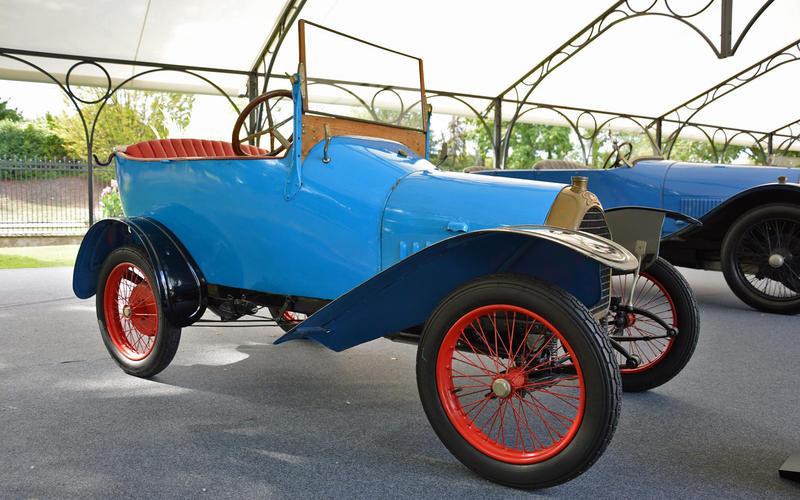 Peugeot Type 19 BB (1913)