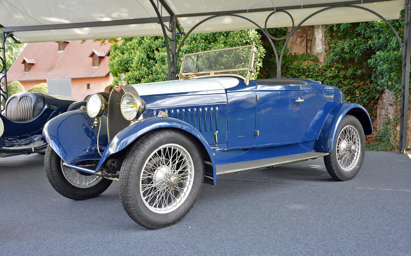 Bugatti Type 40 A Roadster (1926)