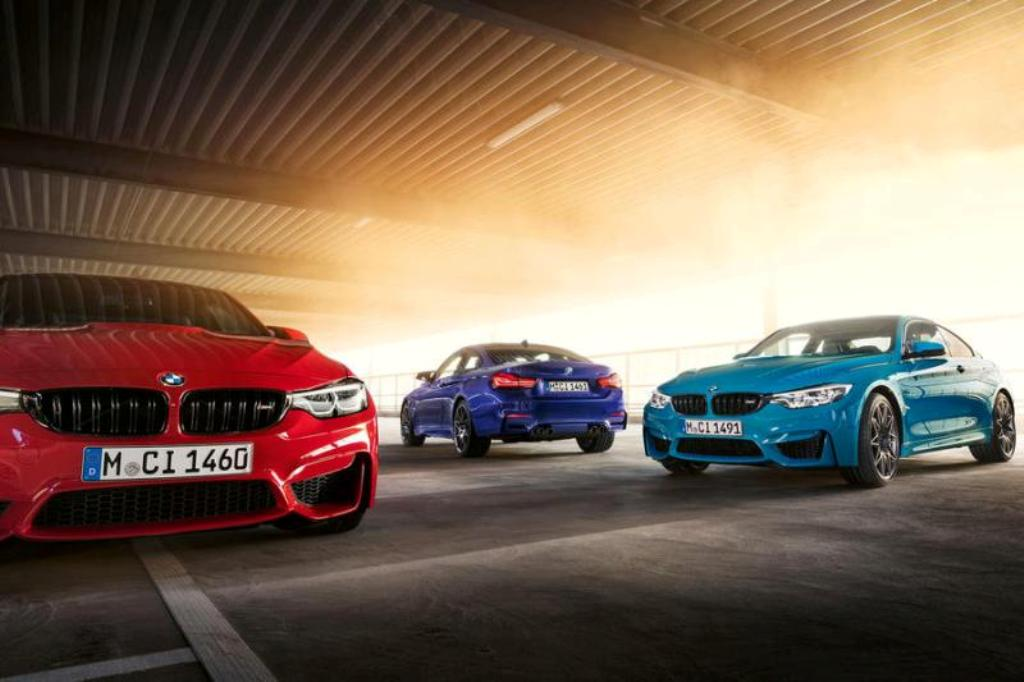 BMW M4 Edition M Heritage Edition