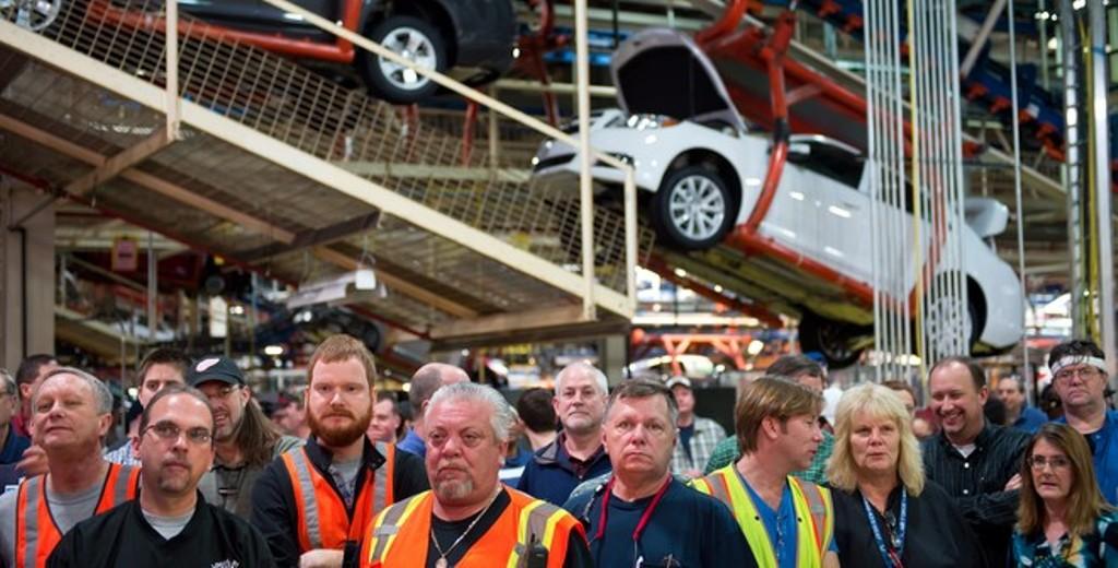 Забастовка сотрудников General Motors