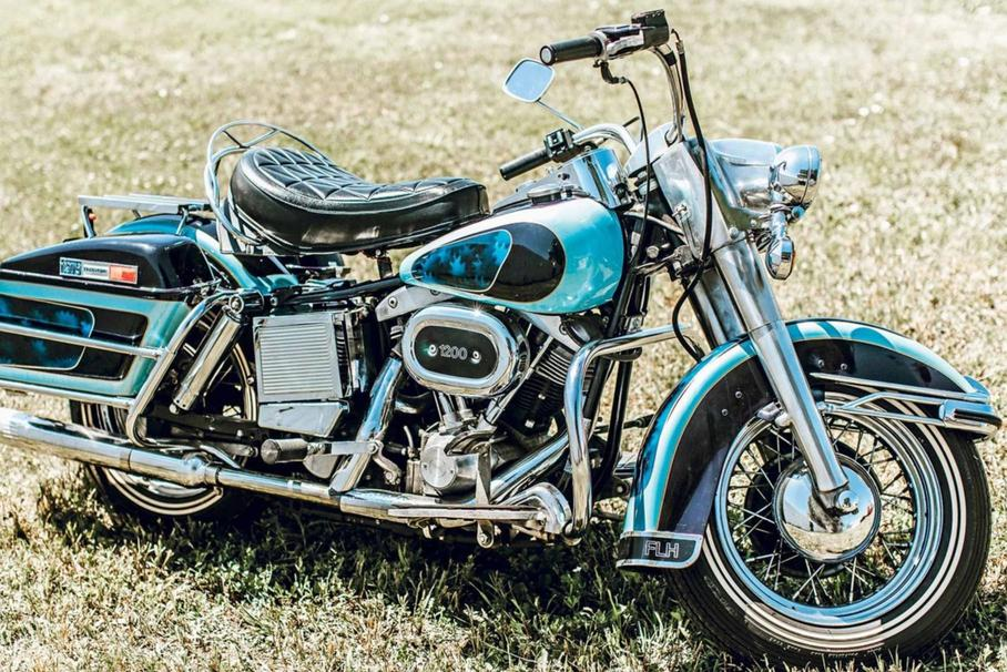 Harley-Davidson продали за 800 тысяч долларов