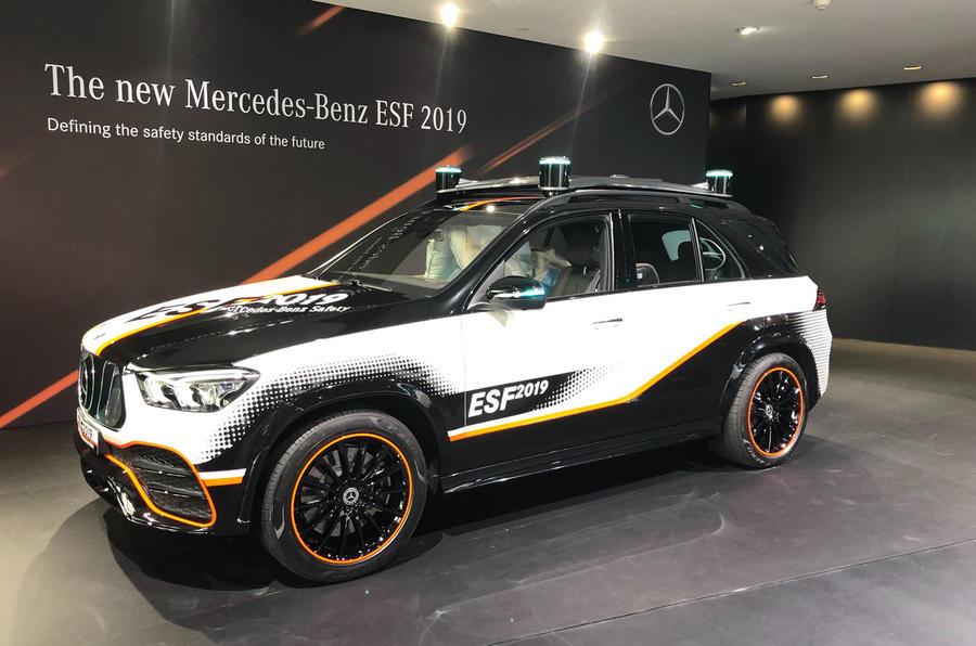 Mercedes-Benz ESF
