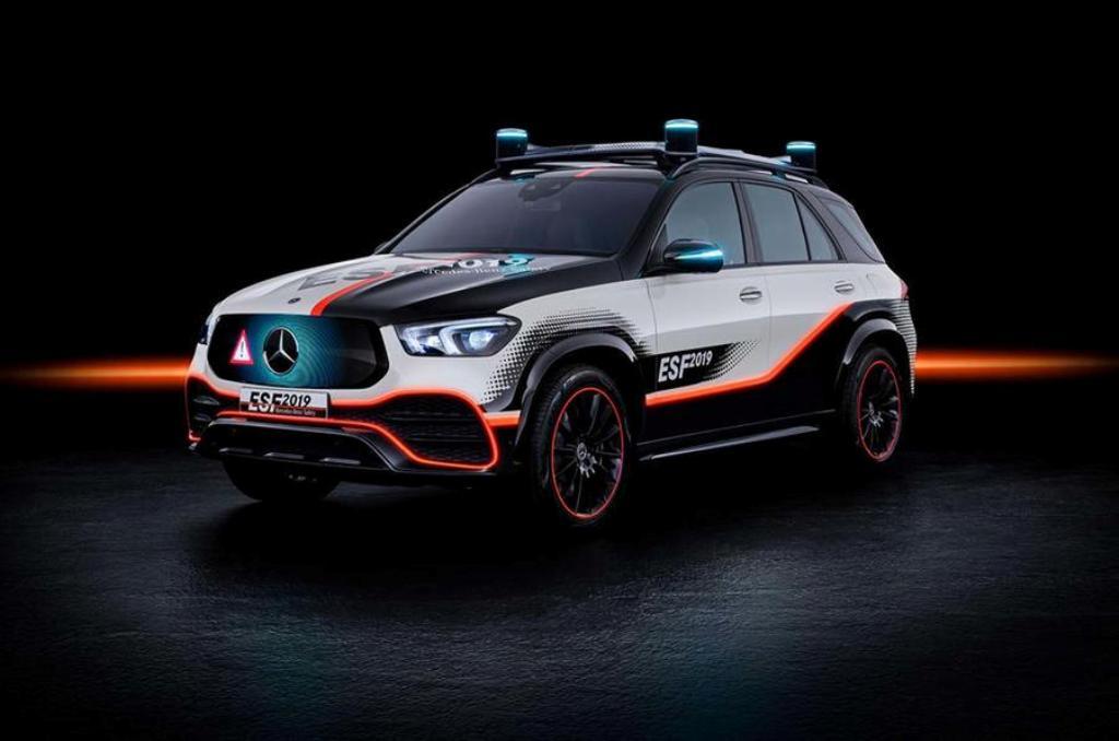 Mercedes ESF 2019