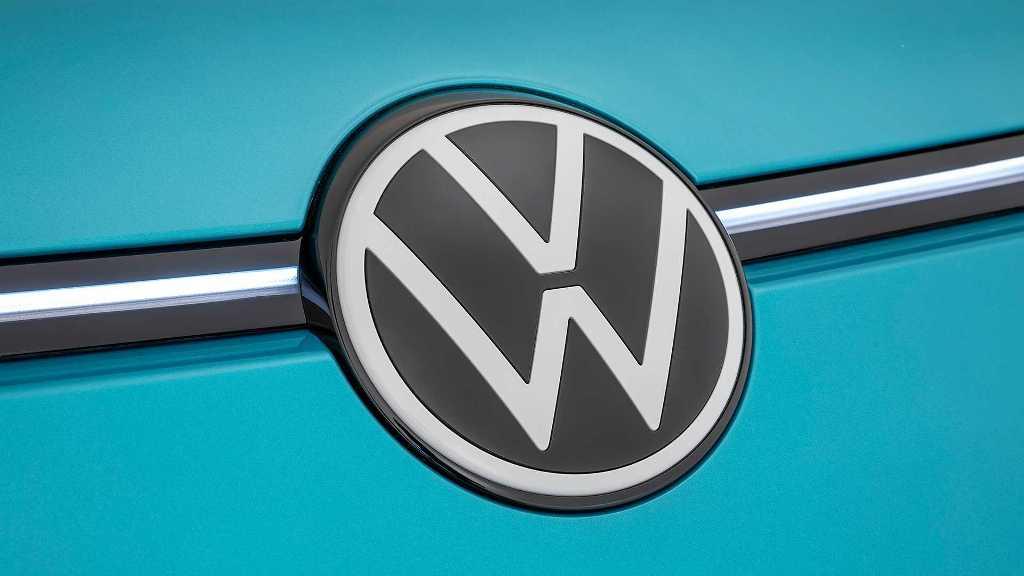Volkswagen ID.3 получил новый логотип бренда