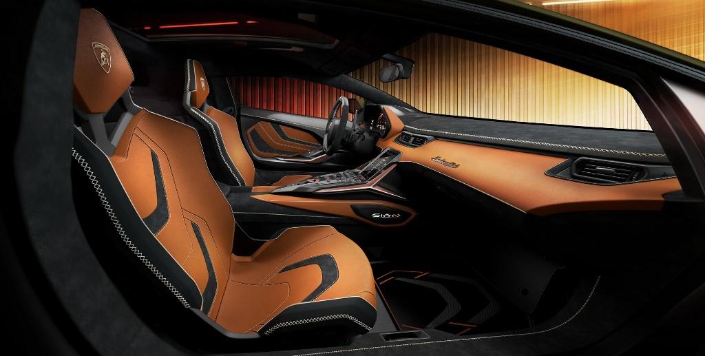 Lamborghini выпустит 63 экземпляра Sián