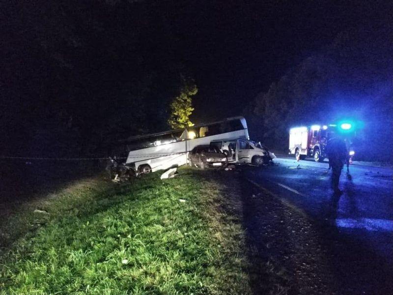 ДТП произошло на автодороге Киев-Чоп