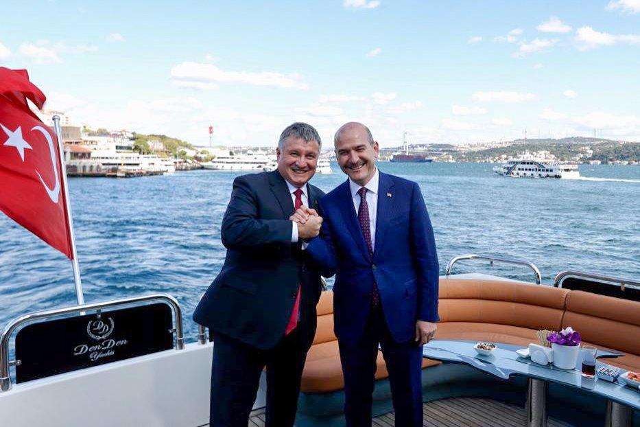 Украины и Турции договорились о взаимном признании водительских удостоверений