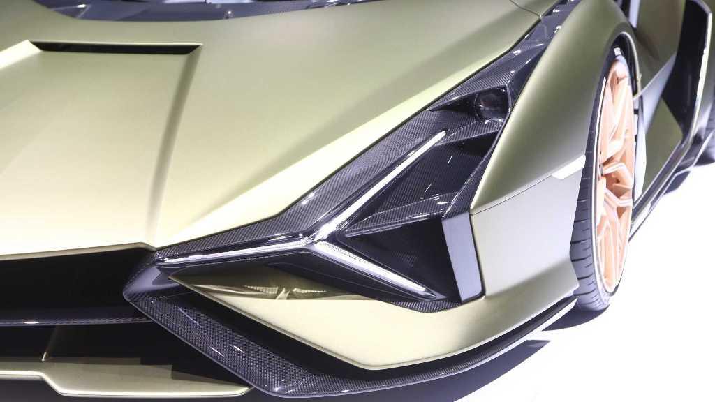 Lamborghini выпустит 63 экземпляра эксклюзивного гиперкара