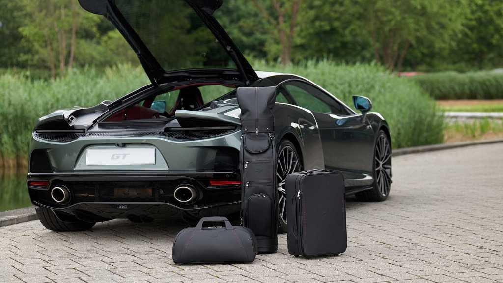 Дорожный набор McLaren