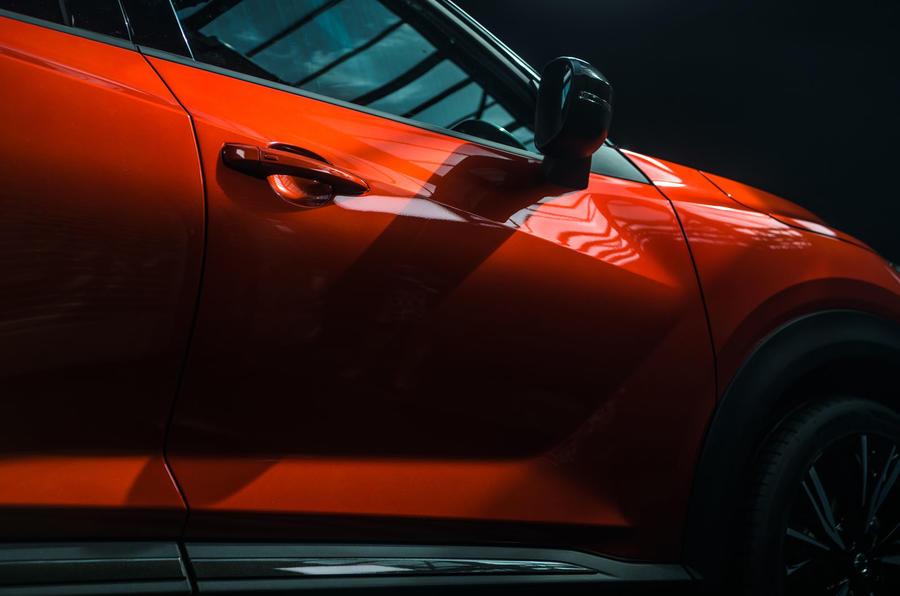 """Nissan Juke получил более """"спокойную"""" внешность, при этом не потерял свою экстравагантность"""