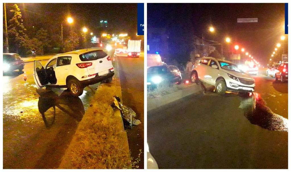 Пьяный водитель лишился прав и автомобиля