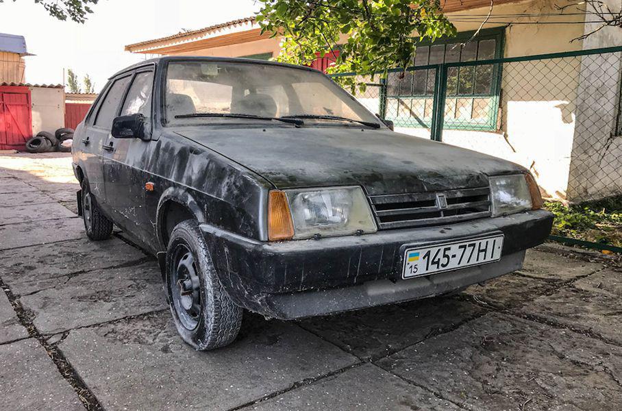 Автомобиль должен быть экспортирован в Турцию