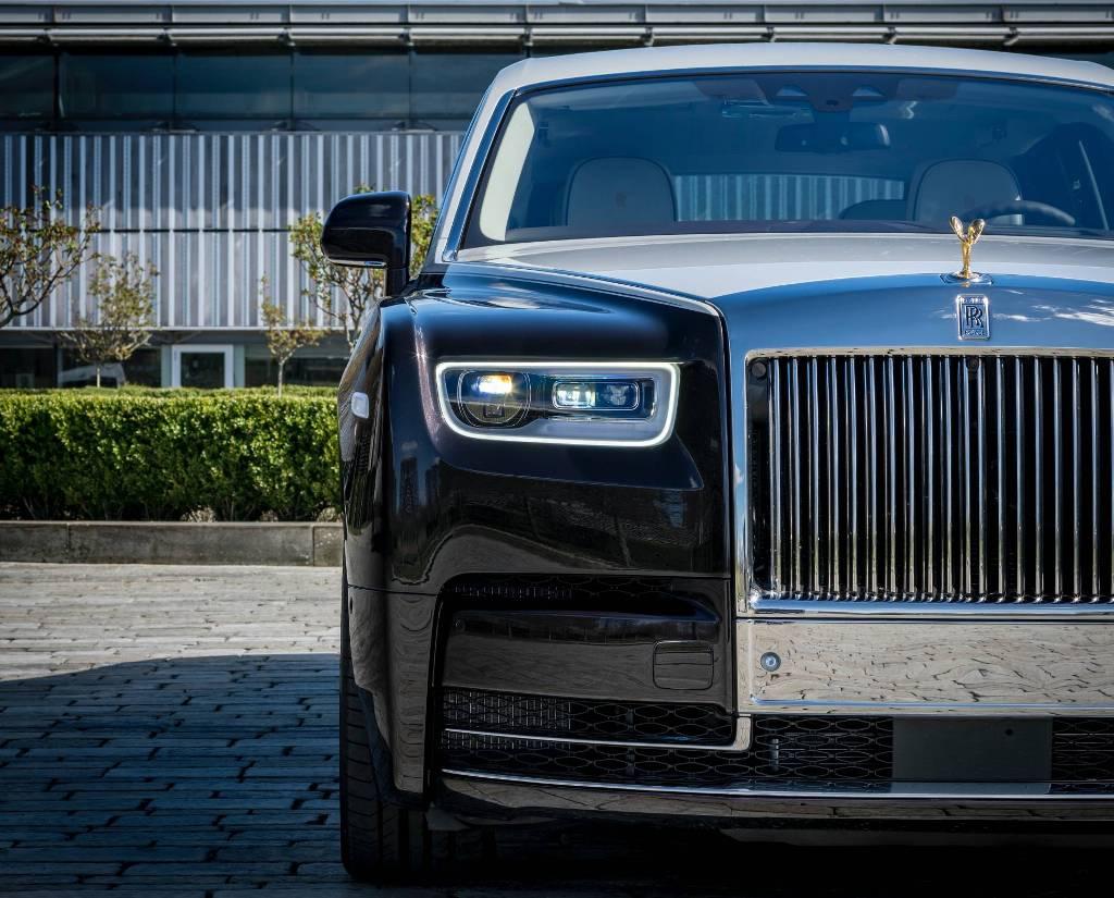 Rolls-Royce Digital Soul Phantom