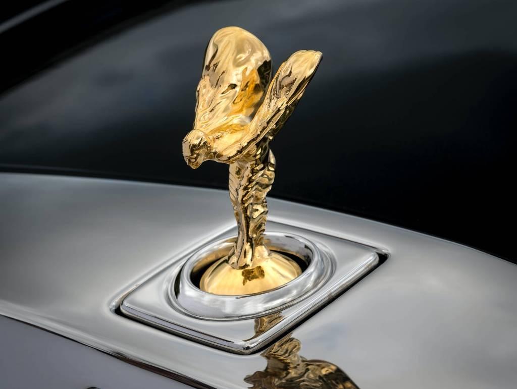 Статуэтка «Дух экстаза» покрыта 24-каратным золотом