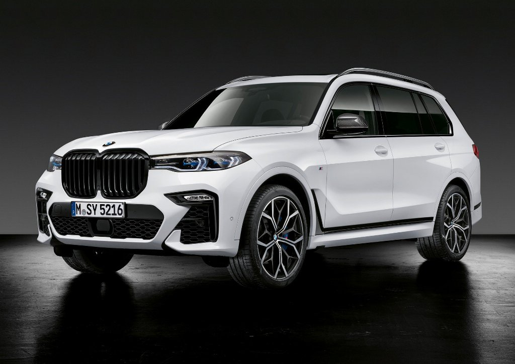 Пакет M Performance разработан для BMW X5 M, X6 M и X7